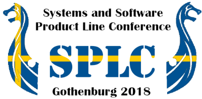 Software Product Line Conference (SPLC 2018)